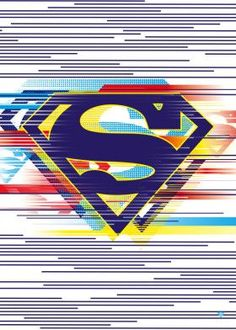 Superman And Supergirl poster prints by PopCulArt Superman Artwork, Superman Symbol, Superman Wallpaper, Superman Comic, Superman Logo, Superman Stuff, Hq Dc, Arte Dc Comics, Comic Poster