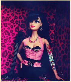 rockabilly barbie...i want one