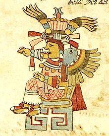 Mitología mexica - Wikipedia, la enciclopedia libre