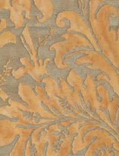 Fortuny Lucrezia in yellow & silvery gold