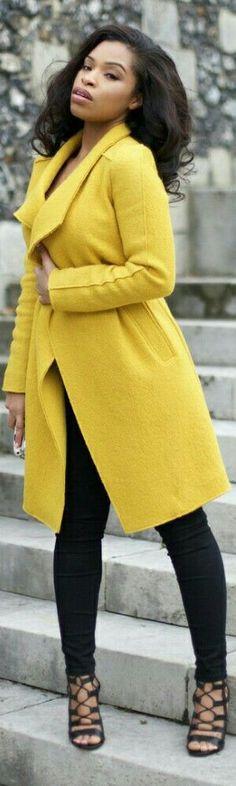 ZARA Coat   TOPSHOP Jeans  ZARA Heels / Shirleys Wardrobe