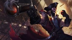 Download Gangplank Wallpaper HD by Victor Maury 1920x1080