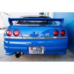 Nissan Skyline Gtr R33, Nissan R33, R33 Gtr, Glow Nails, Life Car, Japanese Cars, Jdm Cars, Amazing Cars, Custom Cars