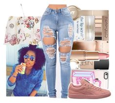 """im really done"" by aribearie ❤ liked on Polyvore featuring Oh My Love and Casetify"
