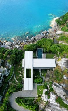 Villa Amanzi на острове Пхукет, Тайланд