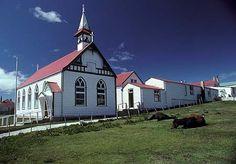 Islas Malvinas (Falkland Islands).-