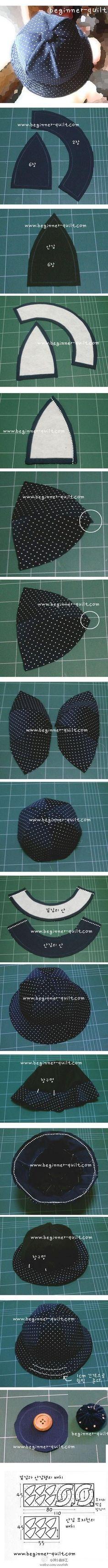 DIY Hats : DIY hat