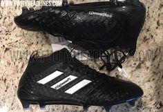 Adidas Ace 17 Primeknit Checkered Black 2017 Boots Leaked - Footy Headlines