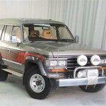 1988 Toyota Land Cruiser HJ61