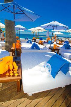SINTILLATE Champagne Spray Party at Ocean Club Marbella