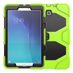 For Samsung Galaxy Tab E 9.6 T561 Silicone Cover Case Rugged Tablet Cover Case For Galaxy Tab E SM-T560/T561 Flat Case