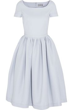 Preen by Thornton Bregazzi 'Everly' pale blue dress