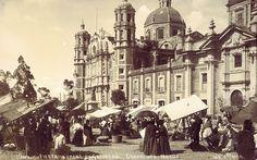 Fiesta en la Basilica de Guadalupe
