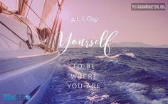 #allowyourself #bewhereyouare # Instagram @martinhosner #followme