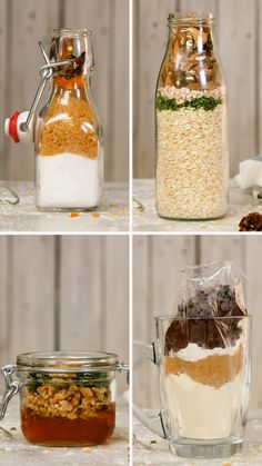 recipes in a jar gifts christmas \ recipes in a jar . recipes in a jar gifts . recipes in a jar gifts christmas Christmas Jar Gifts, Christmas Items, Christmas Recipes, Mason Jar Meals, Meals In A Jar, Diy Food Gifts, Homemade Gifts, Diy Cadeau Noel, Cake Mug