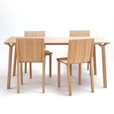 NOSTE Dining Table(1400) - 竹の家具・インテリア通販【TAKE Create Hagi オンラインショップ】