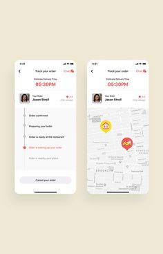 20 Best Delivery App images in 2017 | Delivery app, Mobile ui design