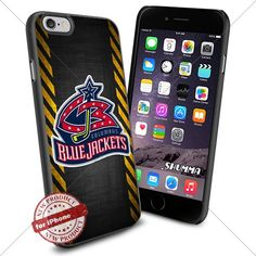 "NHL Columbus Blue Jackets iPhone 6 4.7"" Case Cover Protector for iPhone 6 TPU Rubber Case Black SHUMMA http://www.amazon.com/dp/B013M6W9NO/ref=cm_sw_r_pi_dp_llF2vb0REYTZQ"