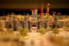 Disneyland 1955 Model Close-ups - Imagineering Disney -