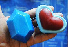 Parody Rupee, Heart Container- zelda link, xmas soap, funny gift
