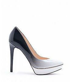 Jessica Simpson Venisse Heel - Black/White