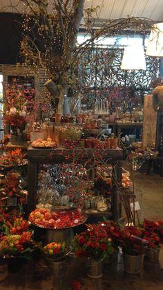 One of my favorite shops. De Bosrand in Wassenaar.