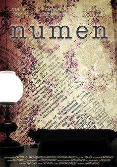 NUMEN, Movie poster, short film
