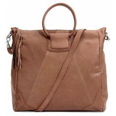 Sheila Cognac Brown Leather Handbag £210 #EthicalFashion #EthicalJewellery