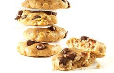 High-Protein Chocolate Chip Cookies - Oxygen Women's Fitness - Oxygen Women's Fitness