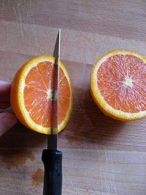 New Nostalgia: My Favorite Way To Cut An Orange