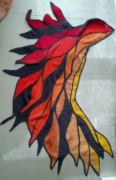 Ravelry: knitfiendishly's Phoenix-Wing