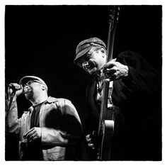 MARCO & FRANCO LIMIDO Brother, Blues, River, Note, Musica, Rivers