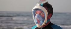 Snorkeling Just Got A Major Makeover http://www.huffingtonpost.com/2014/05/20/tribord-easybreath-snorkel-mask_n_5355412.html