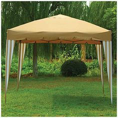 game day gear 8 39 x 10 39 blue pop up sun shelter at big lots xox on my way to big lots on. Black Bedroom Furniture Sets. Home Design Ideas