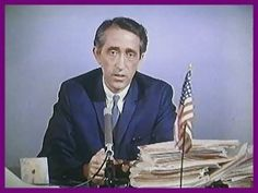 Pat Paulsen - We miss you Pat. If you were here you could beat Obama