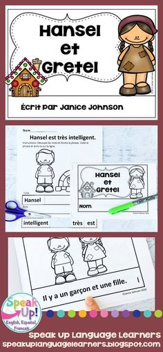 Hansel y Gretel Simplified Spanish reader + BOOM™ w Audio Distance Learning How To Speak French, How To Speak Spanish, World Language Classroom, Hansel Y Gretel, Spanish Lessons, Spanish Class, Elementary Spanish, French Classroom, Emergent Readers