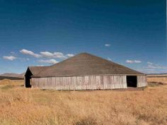 Peter French's Round Barn, Oregon - I've always wanted to go here, maybe next summer.