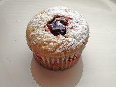 Coconut & Lime // Rachel Rappaport: Jelly Doughnut Cupcakes