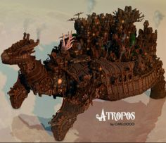 Atropos Minecraft World Save