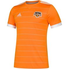 9e1eeb934 Adidas Men's Houston Dynamo MLS Replica Jersey (Orange, Size XX Large) -  Pro Licensed Product, Licensed Soccer at Academy Sports