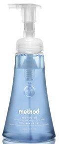 Method, Hand Wash Foam Sea Minrl, 10 OZ (Pack of 6) by Method. $25.73. Method, Hand Wash Foam Sea Minrl, 10 OZ(Pack of 6)