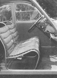 Citroën 2CV 1949