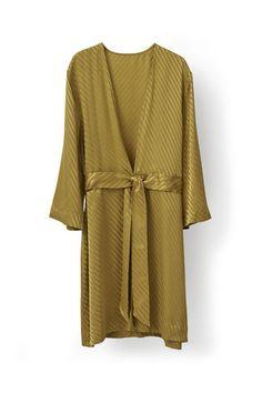 Garcia Kimono Dress, Plantation Ganni 1899 kr