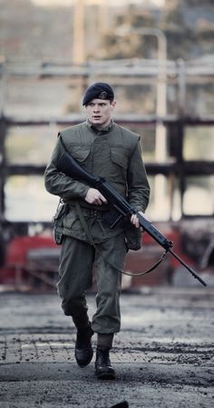 Directed by Yann Demange.  With Jack O'Connell, Sam Reid, Sean Harris, Paul Popplewell. A young and disoriented British soldier is accidentally abandoned by his unit following a riot on the deadly streets of Belfast in 1971.
