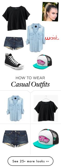 """""""Casually."""" by annayagerber on Polyvore"""