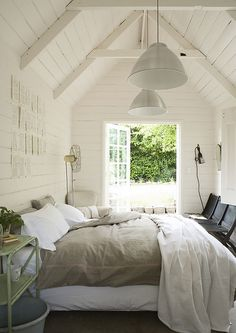 the white house in daylesford, australia by the style files, via Flickr