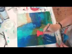 Blue Canvas 2 - YouTube