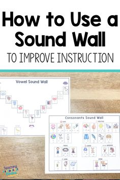 Learn how to use a sound wall to improve your reading instruction