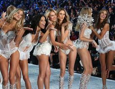 See How the Victoria s Secret Angels Are Getting Fit For the Runway Victoria  Secret Bikini 47ae47ca8db