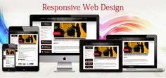 These days #ResponsiveWebsiteDesign is on huge demand. So, consider becoming responsive with the website design and get more from your online business.